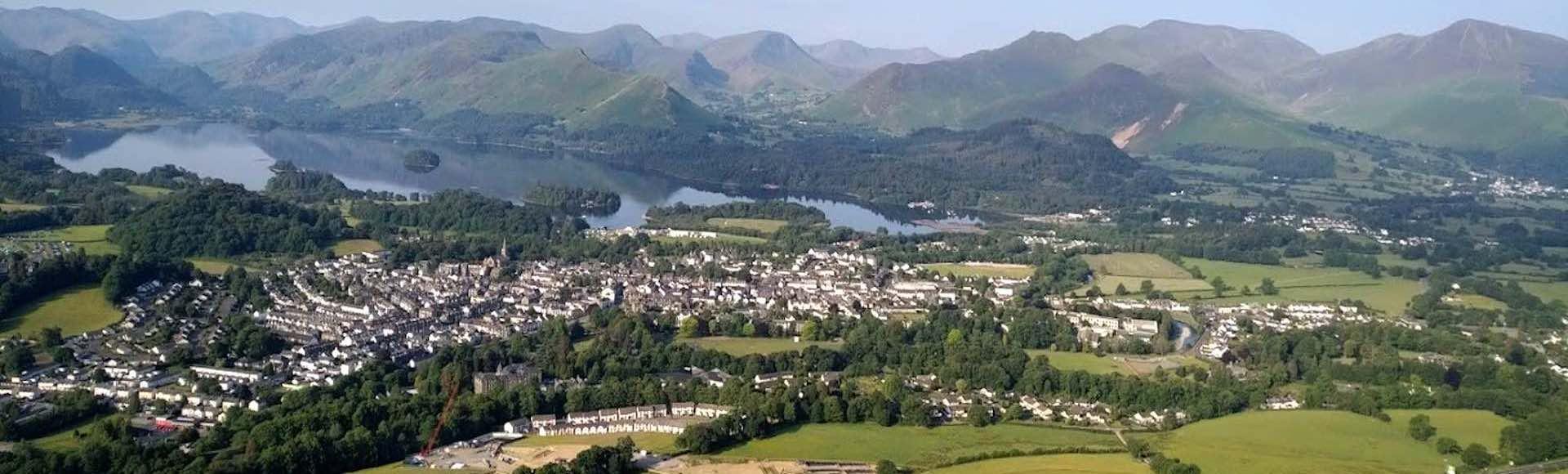 Enjoy Keswick & the Lake District